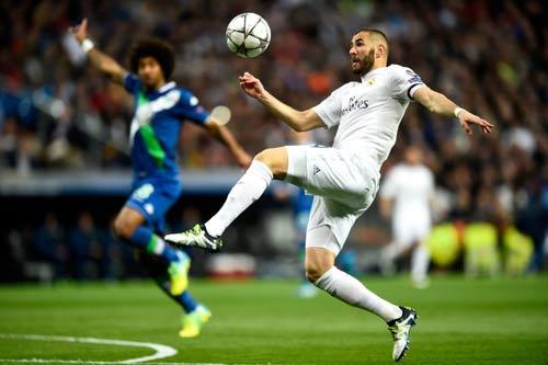 Chùm ảnh: Vị cứu tinh mang tên Ronaldo - 9