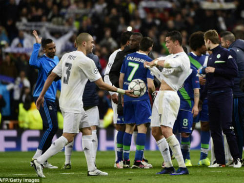 """Zidane: """"Ronaldo sinh ra để làm điều khác biệt"""" - 1"""