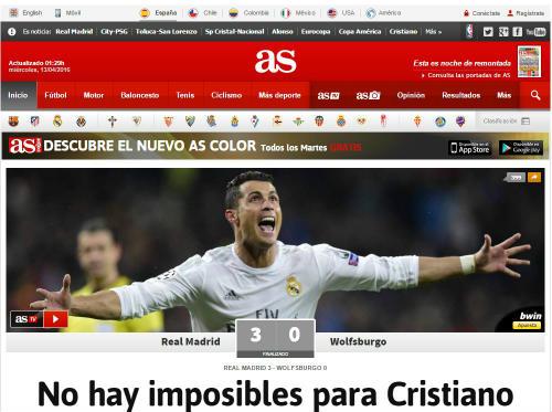 Báo thân Barca tố Real dùng tiểu xảo thắng Wolfsburg - 3