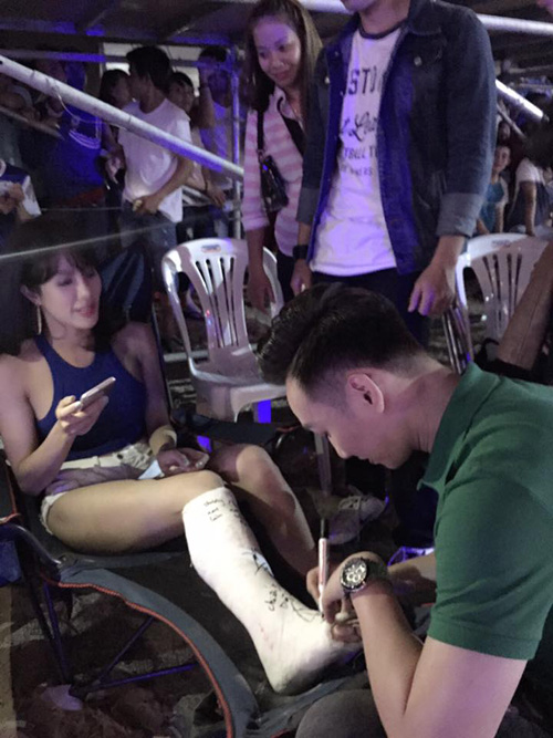 Facebook sao 13.4: Hồ Ngọc Hà tái xuất Facebook - 9