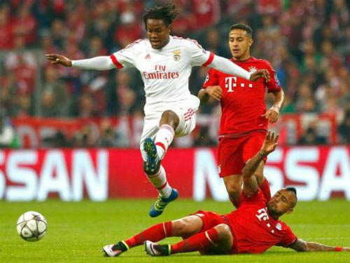 """Benfica – Bayern: Thử thách chờ """"Hùm xám"""" - 1"""