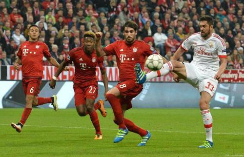 """Benfica – Bayern: Thử thách chờ """"Hùm xám"""" - 2"""