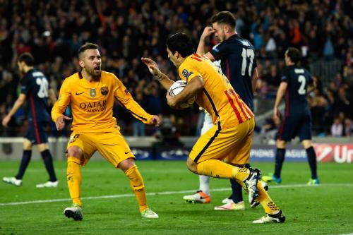 Atletico Madrid vs Barca - 1