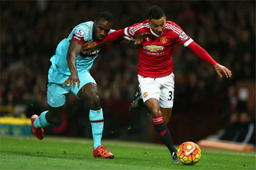 West Ham vs MU - 1