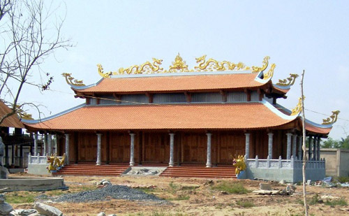 Nhà thờ tổ của Hoài Linh chính thức được cấp phép - 1