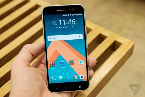 HTC 10 mới ra mắt - 2