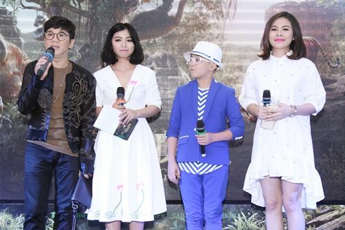 Vợ chồng Vân Trang lần đầu xuất hiện sau lễ cưới - 6
