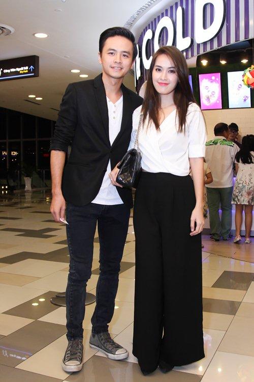 Vợ chồng Vân Trang lần đầu xuất hiện sau lễ cưới - 7