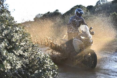 Ducati Multistrada 1200 Enduro: Vua phượt sình lầy - 1