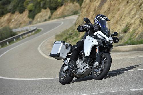 Ducati Multistrada 1200 Enduro: Vua phượt sình lầy - 4