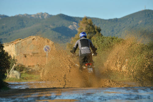 Ducati Multistrada 1200 Enduro: Vua phượt sình lầy - 7