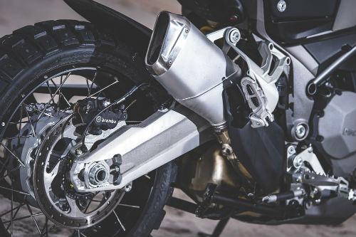 Ducati Multistrada 1200 Enduro: Vua phượt sình lầy - 8