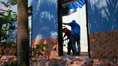 Đà Nẵng: Biệt phủ 100 tỉ sắp tháo dỡ xong - 1