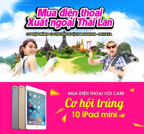 Cơ hội du lịch Thái Lan và trúng iPad khi mua S7/S7 Edge tại Nhật Cường Mobile - 2