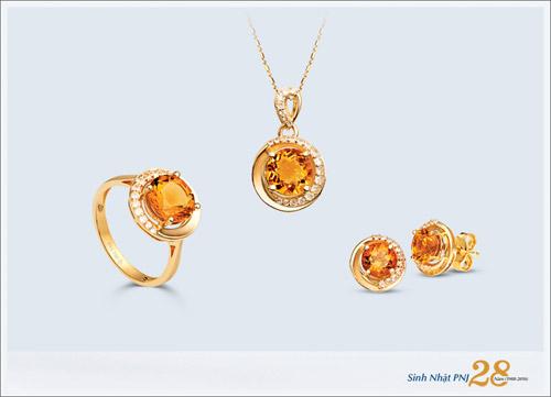 """""""Sinh nhật vàng – Ngàn quà tặng"""" từ trang sức PNJ - 3"""