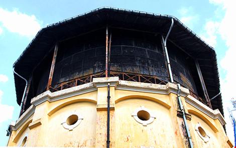 Thủy đài khổng lồ hơn 1 thế kỷ ở Sài Gòn - 2