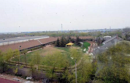 Choáng ngợp dinh thự bằng 4 sân bóng của Lưu Diệc Phi - 2
