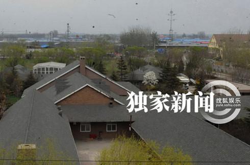 Choáng ngợp dinh thự bằng 4 sân bóng của Lưu Diệc Phi - 5