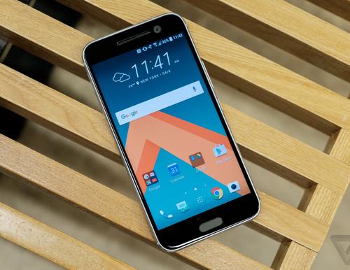 Video trên tay chiếc HTC 10 mới ra mắt - 1