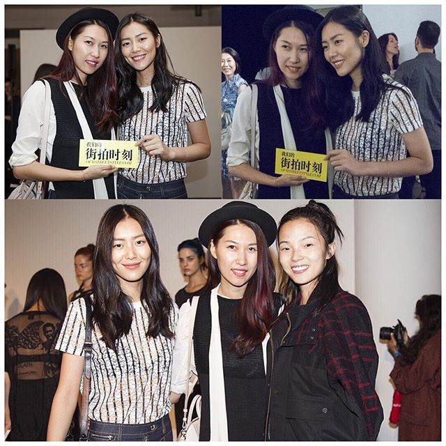 Giải mã gu thời trang sành điệu của bạn thân Liu Wen - 1