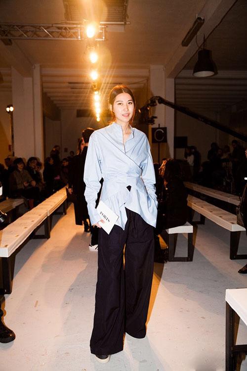 Giải mã gu thời trang sành điệu của bạn thân Liu Wen - 12
