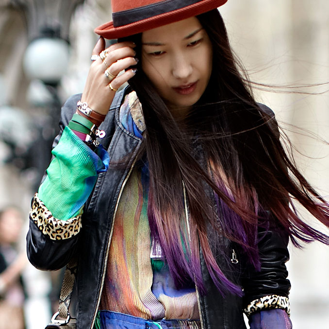 Giải mã gu thời trang sành điệu của bạn thân Liu Wen - 11