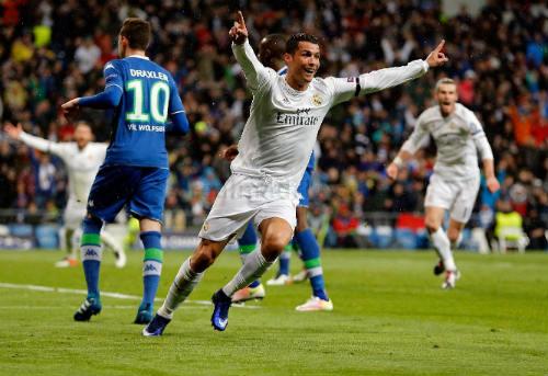 Ronaldo: Từ siêu sao điệu đà đến thủ lĩnh vĩ đại - 1