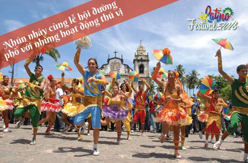 7 lý do không thể không đến Latino Festival trong dịp lễ 30/4 - 3