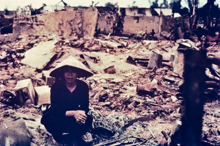 Ảnh hiếm về chiến tranh VN do Việt kiều Úc sưu tầm - 4