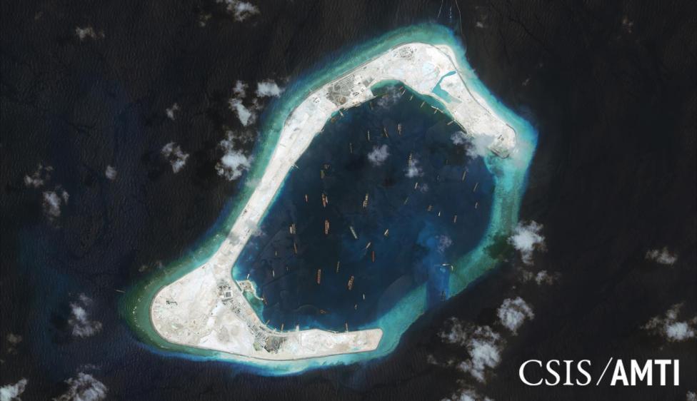 Mỹ: TQ xây đảo nhân tạo hủy hoại môi trường Biển Đông - 2