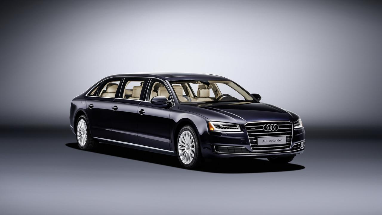Audi A8 L sáu cửa - Phiên bản dành cho Hoàng gia - 2
