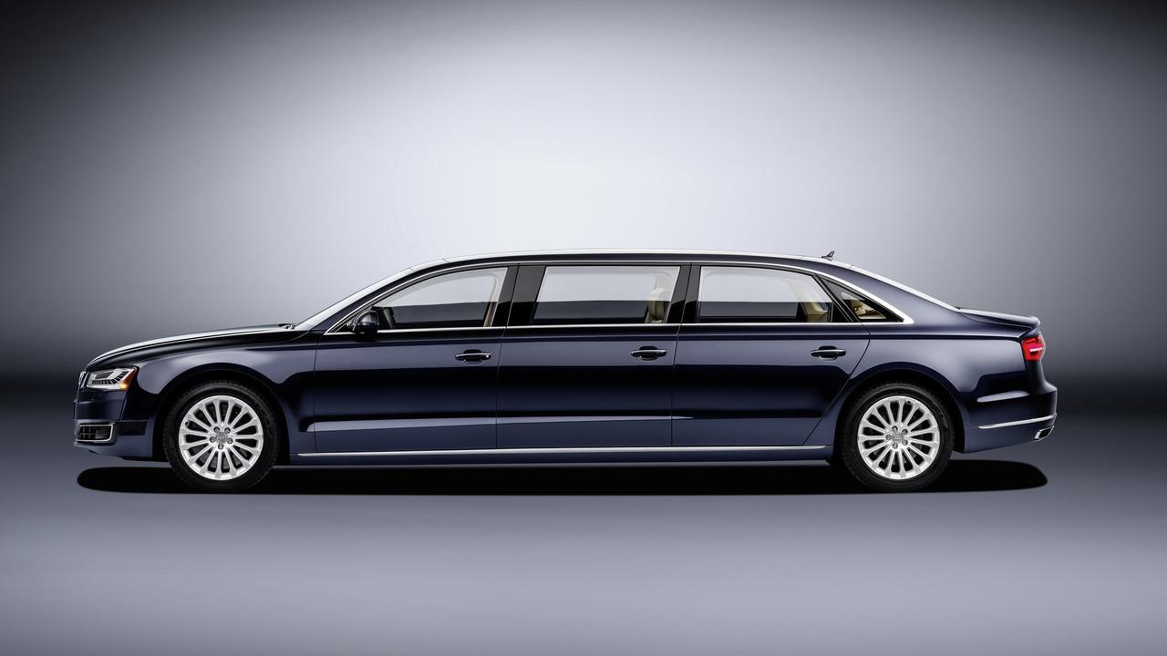 Audi A8 L sáu cửa - Phiên bản dành cho Hoàng gia - 4