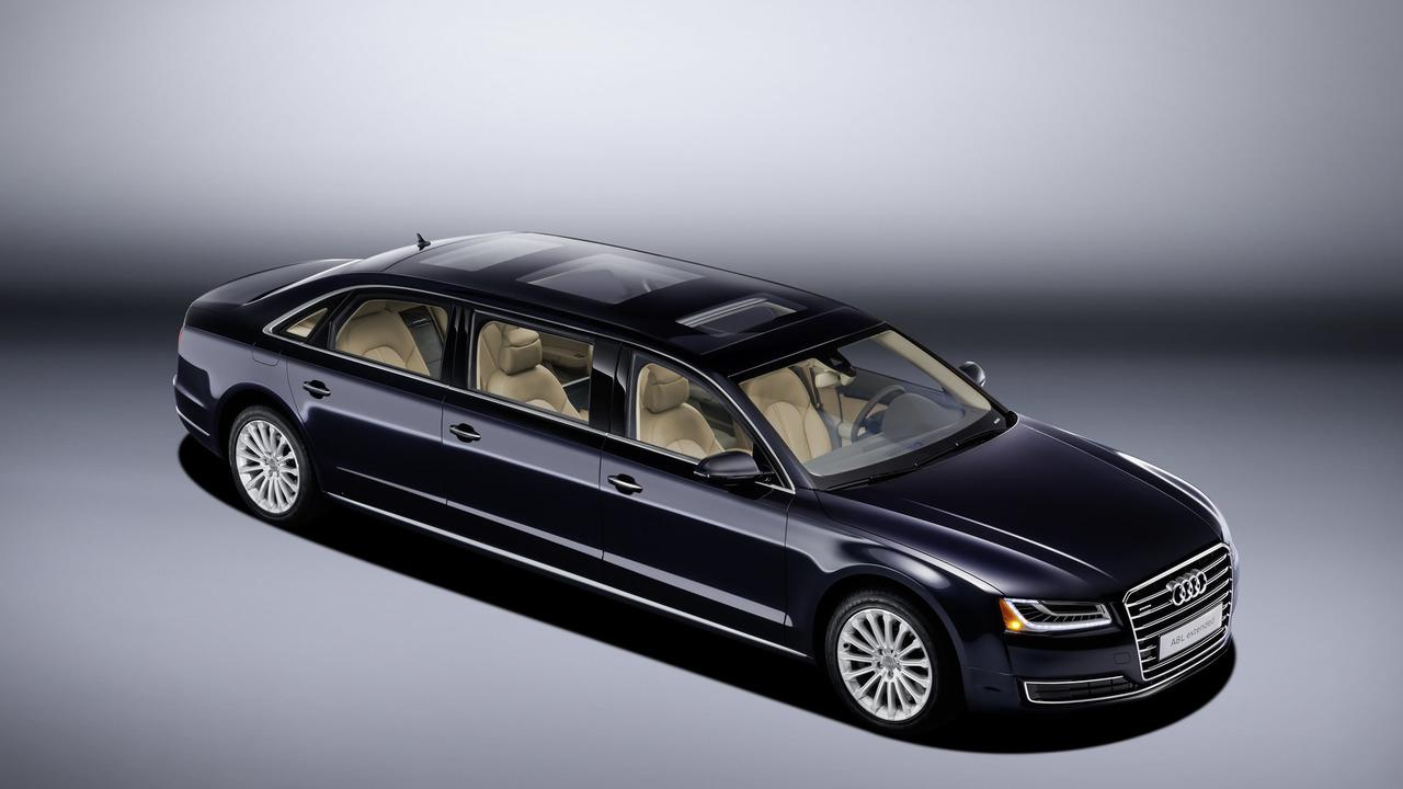 Audi A8 L sáu cửa - Phiên bản dành cho Hoàng gia - 5