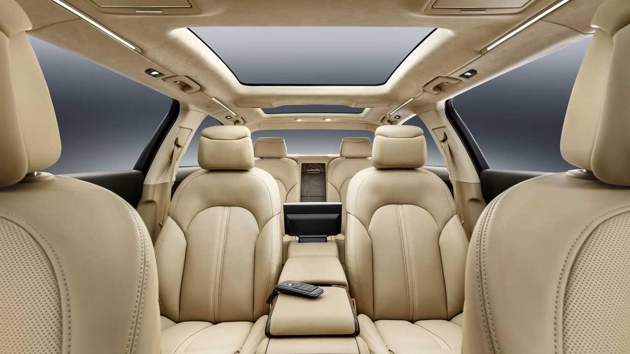 Audi A8 L sáu cửa - Phiên bản dành cho Hoàng gia - 7
