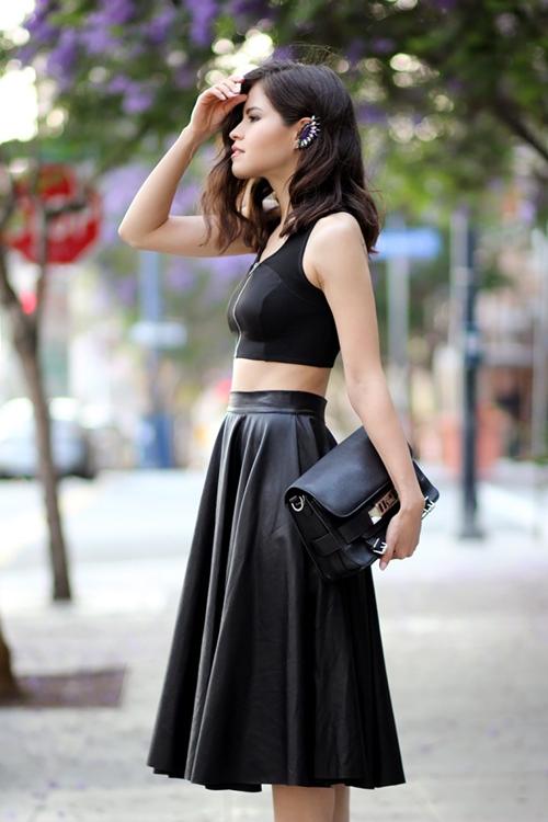 Trang phục màu đen vẫn đáng để thử - 3