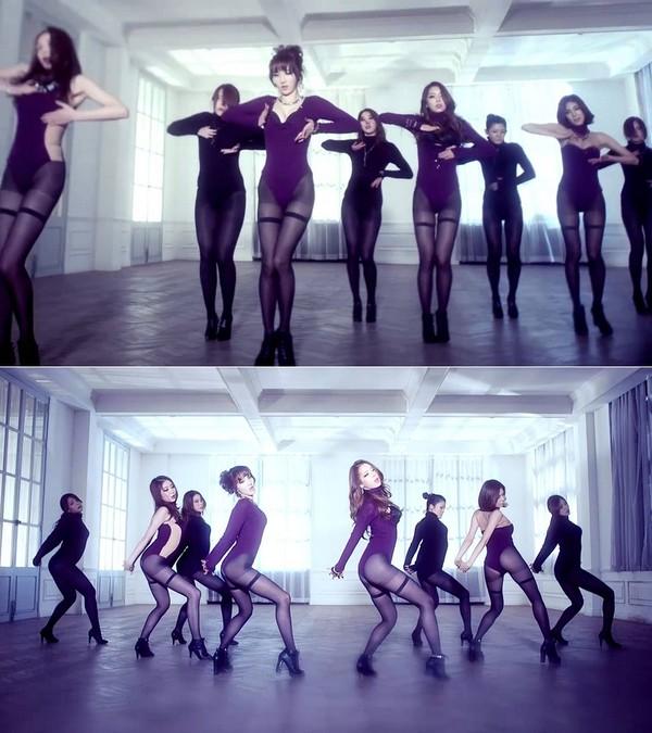 """Dàn mỹ nhân Hàn dính phốt """"mặc quần như không"""" - 3"""