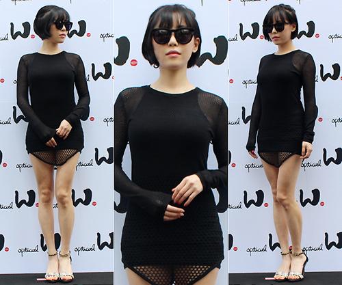 """Dàn mỹ nhân Hàn dính phốt """"mặc quần như không"""" - 9"""