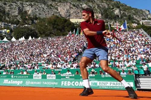 Tin thể thao HOT 13/4: Federer tự tin chinh phục Monte Carlo - 1