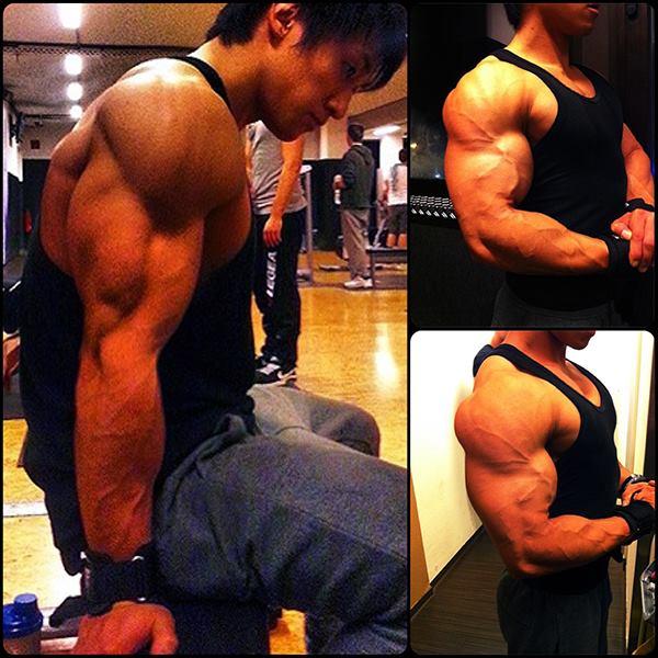 Cơ bắp cuồn cuộn của chàng Việt kiều đẹp trai như tài tử - 4