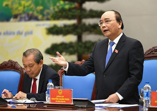Thủ tướng làm Trưởng Ban Chỉ đạo nhà nước về Biển Đông-Hải đảo - 1