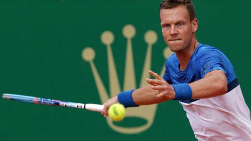 Monte-Carlo ngày 3: Wawrinka thắng nhọc, Berdych bị loại - 1