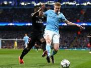 Bóng đá - Man City – PSG: Cú sút siêu đẳng
