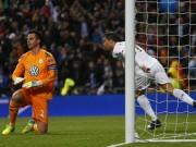 """Bóng đá - Real Madrid - Wolfsburg: """"Cơn điên"""" của Ronaldo"""