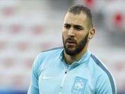 Bóng đá - Vì scandal tống tiền, Benzema chính thức lỡ EURO 2016
