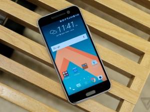 Video trên tay chiếc HTC 10 mới ra mắt