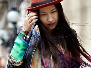 Giải mã gu thời trang sành điệu của bạn thân Liu Wen