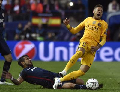 Chi tiết Atletico - Barca: Đòn kết liễu (KT) - 4