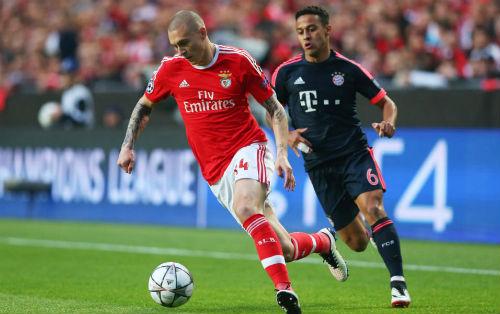 Video Bayern vs Benfica - 1