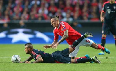 Chi tiết Benfica – Bayern: Nỗ lực vô vọng (KT) - 5