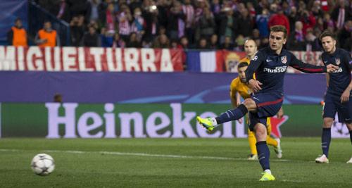 """Chùm ảnh: Barca """"sa lầy"""" ở Vicente Calderón - 8"""
